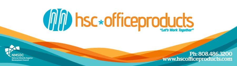 HSC Office Products - Logo