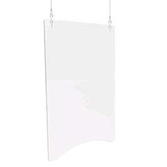 Acrylic Hanging Barrier