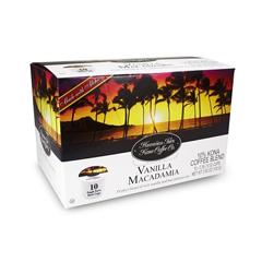Kona Vanilla Macadamia Nut Coffee