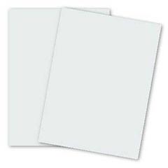CARDSTOCK,8.5X11,90LB,PK,WHITE