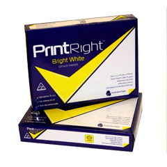 PrintRight - Bright White Paper
