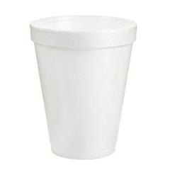 Dart Insulated Foam Cups White - 8oz.