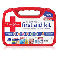 All Purpose First Aid Kit (Red Cross)