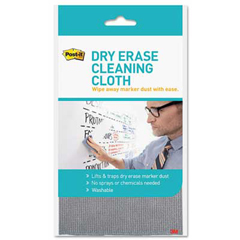 Dry Erase Cleaning Cloth, 10.63