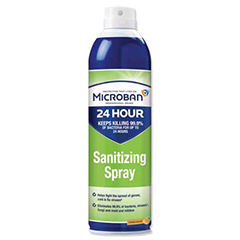 24-Hour Disinfectant Sanitizing Spray