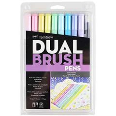 Dual Brush Pen Art Markers